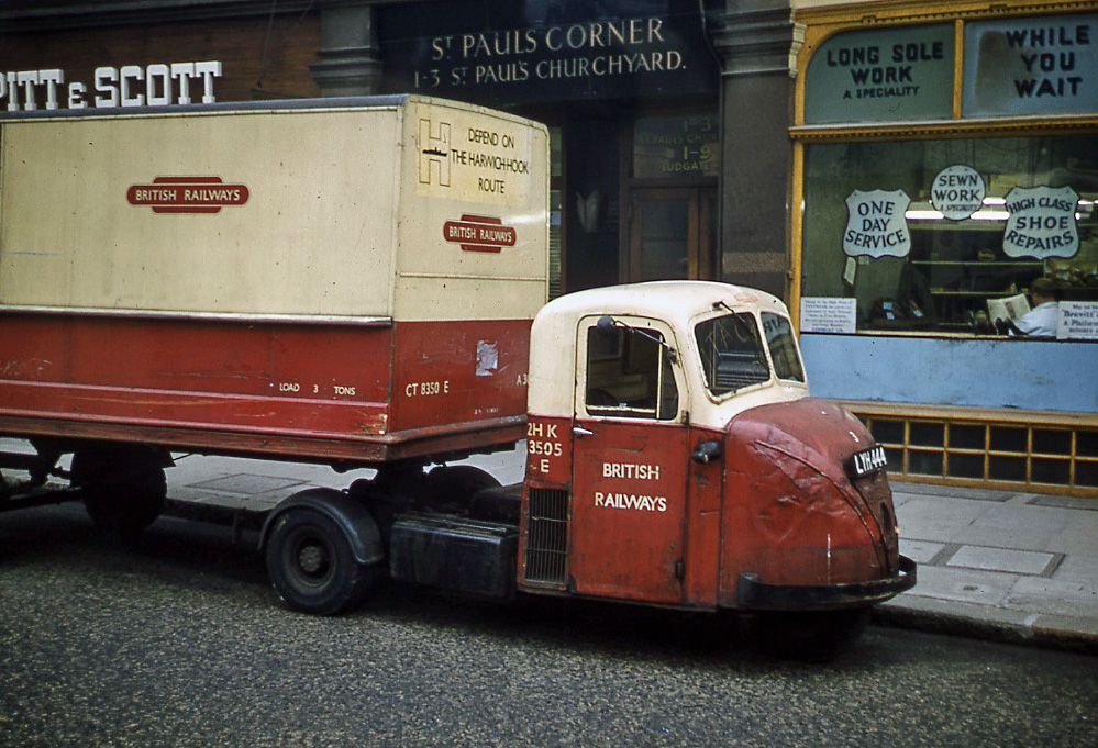 British Railways Scammell Scarab Delivery Truck1962.jpg