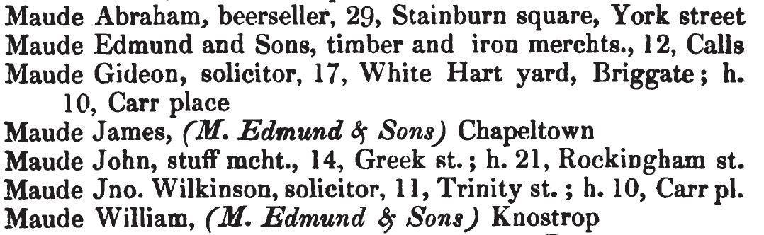 Williams 1845 Directory.JPG