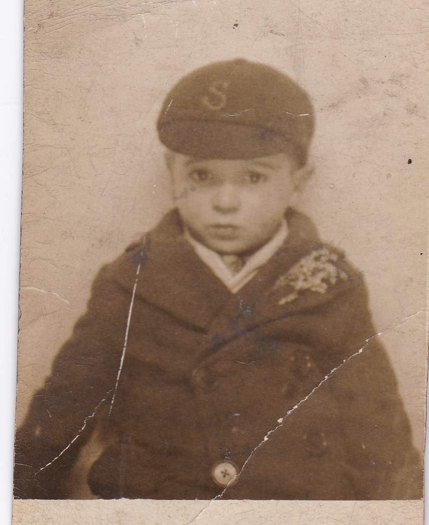John James Stephen Durham age around 6 St. simons pupil